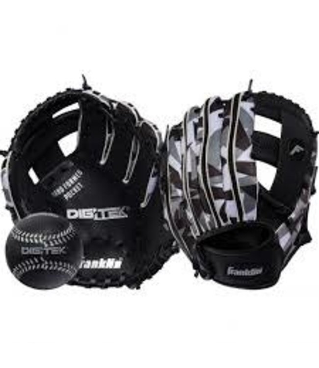 Franklin Franklin RTP Performance Tee Ball glove with Ball 9.5''