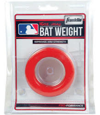 Franklin Franklin MLB Bat weight  16oz