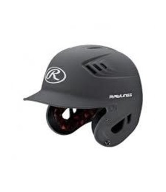 Rawlings Rawlings R16MS Senior Matte Helmet Grey
