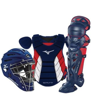 Mizuno Mizuno Samurai adult catcher's gear set 15''