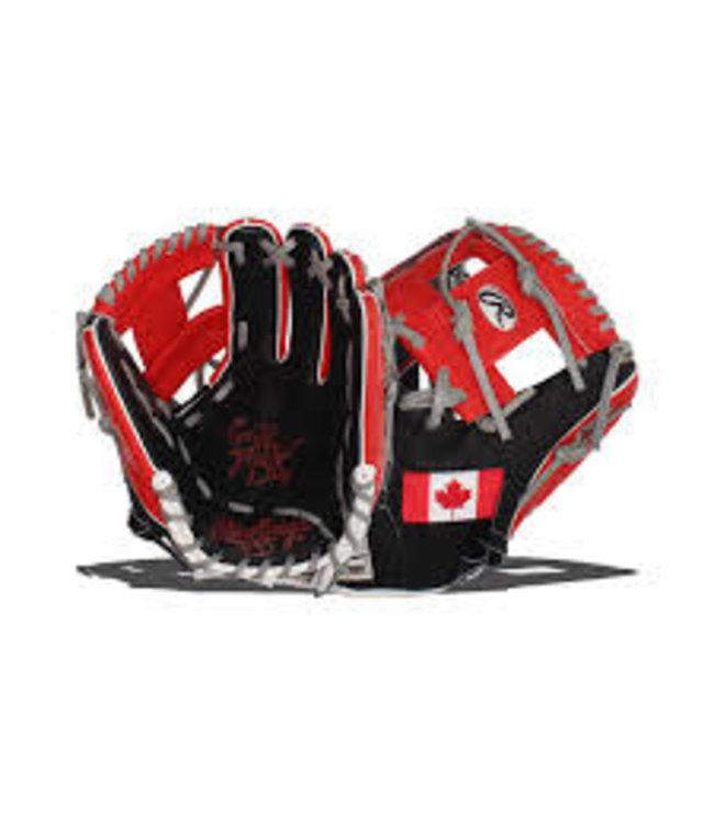 Rawlings Rawlings Heart of the Hide 11.5'' Infield Glove RHT PRO204W-2C4 CANADA
