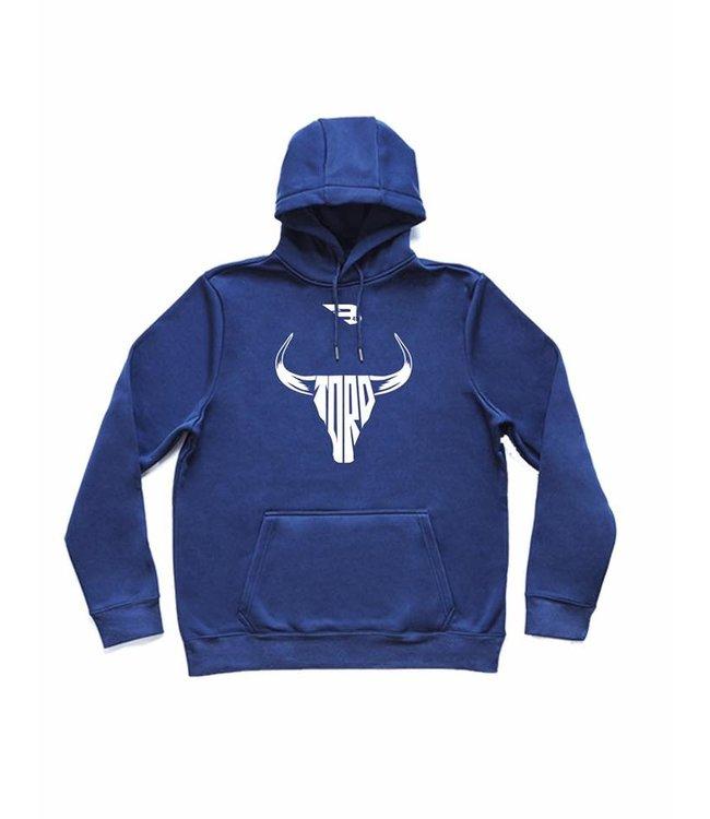 B45 B45 - Abraham Toro navy blue hoodie