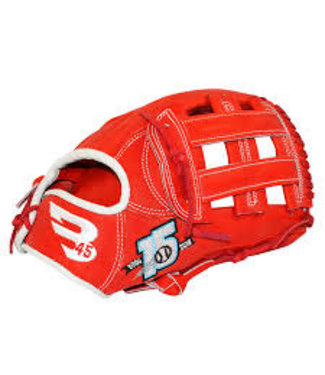 "B45 B45 15e Anniversaire Pro Series 12.5"" H-Web Baseball Glove | 15th Anniversary Special Edition"