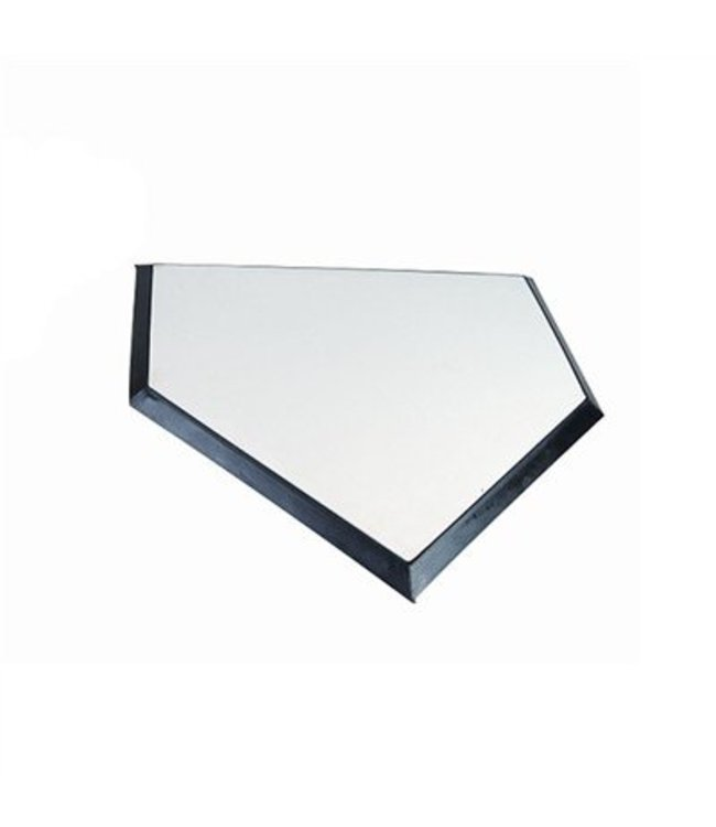 All Star All-Star Home plate with black edge HP3