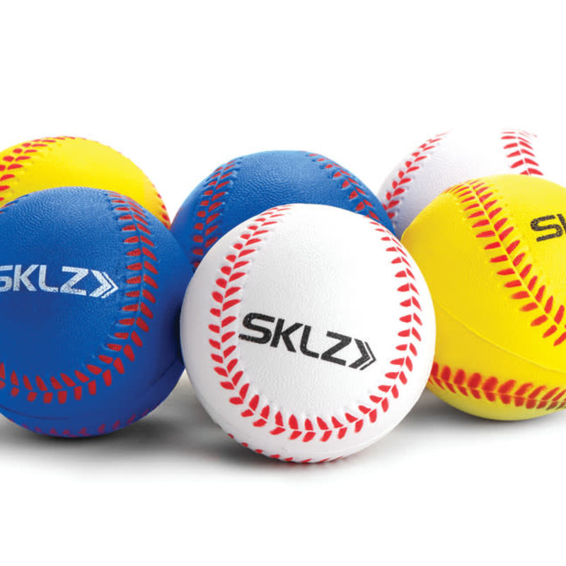 SKLZ SKLZ Foam training balls (6pk)