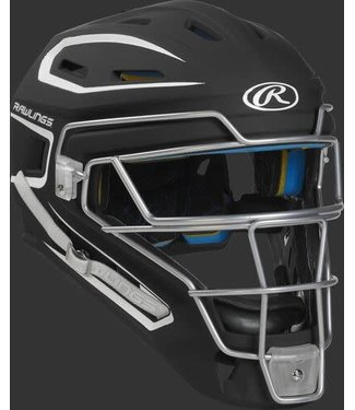 Rawlings Rawlings Mach Catcher's helmet senior black