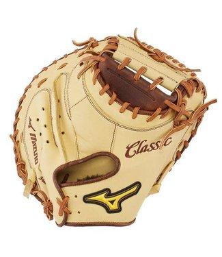 Mizuno Mizuno GXC28S3 Classic Pro soft baseball catcher's mitt 33.5'' RHT