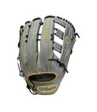 "Wilson Wilson 2020 A2000 superskin 13"" slowpitch glove RHT"