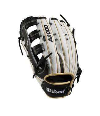"Wilson Wilson A2000 superskin 13"" slowpitch glove LHT"