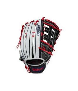 "Wilson Wilson 2020 A2000 superskin 13.5"" slowpitch glove LHT"