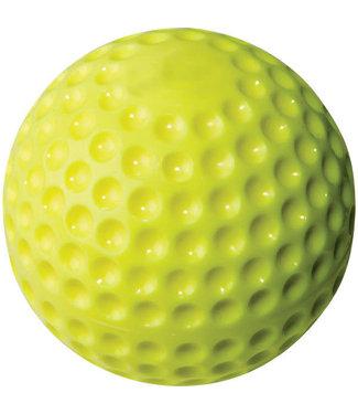 Rawlings RAWLINGS PMY12 12'' DIMPLE BP BALL YELLOW