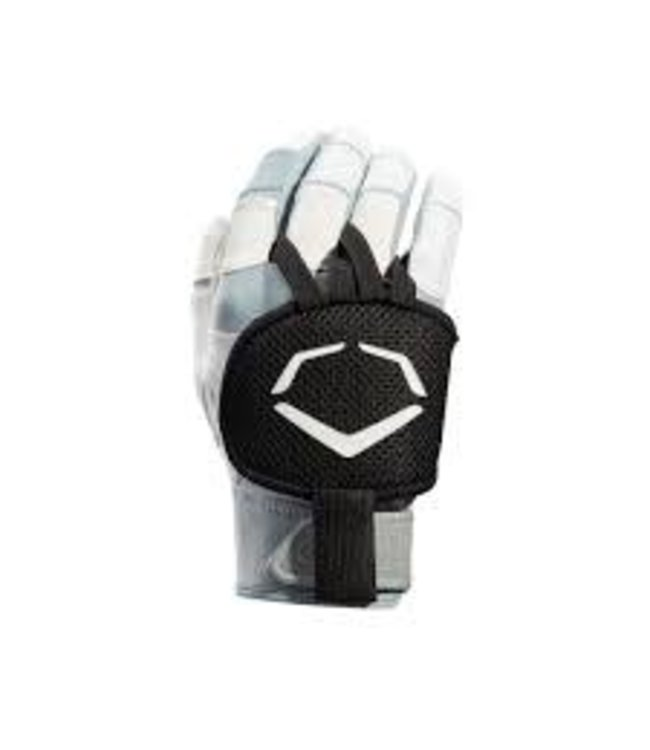 EvoShield Evoshield Gel-To-Shell Black Hand Guard (RHH) Right handed hitter