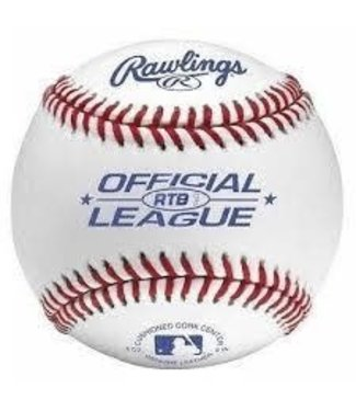 Rawlings Rawlings baseball practice balls RTB (12 balls)