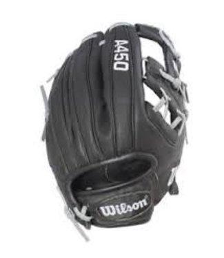 "Wilson Wilson 2017 A450 Advisory Staff PEDROIA 10.75"" Baseball Glove RHT"