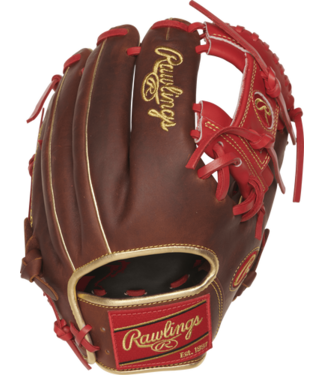 Rawlings Rawlings Heart of the hide PRO204-2TIG Pro I Web 11.5'' RHT