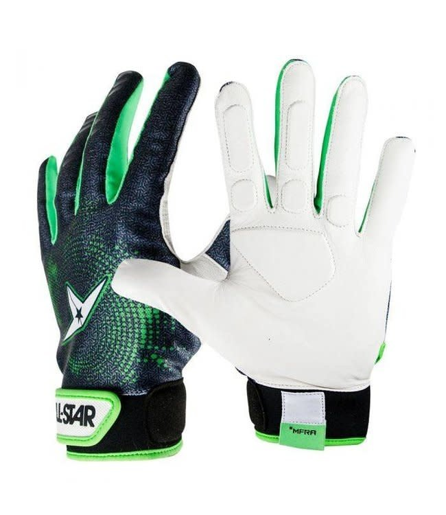 All Star All Star Youth Protective Inner Glove Finger tis Left Hand