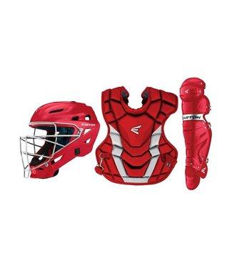 Easton Easton Gametime box Catcher Set RED ADULT