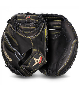All Star All Star Professional Series Catcher's Mitt  CM3000 Black SBK 33.5''