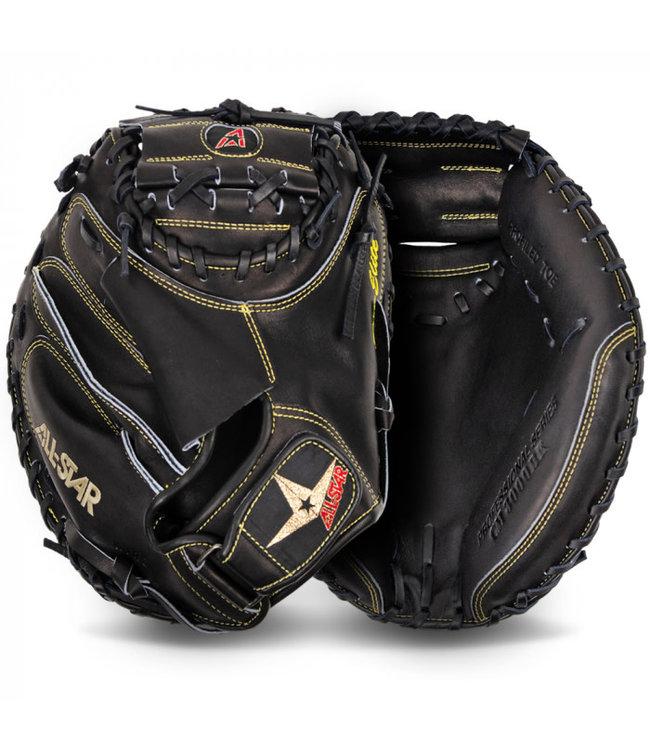 All Star All Star Professional Series Catcher's Mitt  CM3000 Black SBK 33.5''