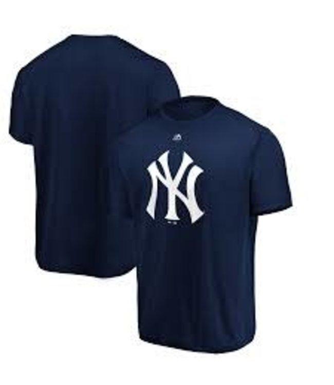 Majestic Majestic Evolution T-shirt Dryfit NY Yankees