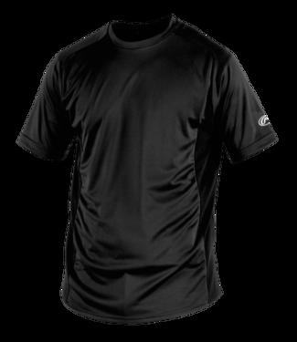 Rawlings T-Shirt Rawlings SSBASE Dry fit noir