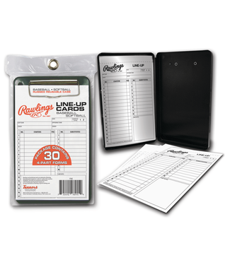 Rawlings Rawlings System-17 Lineup card case baseball or softball 17LC