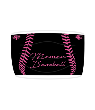 On Field On Field masque de protection Maman Baseball