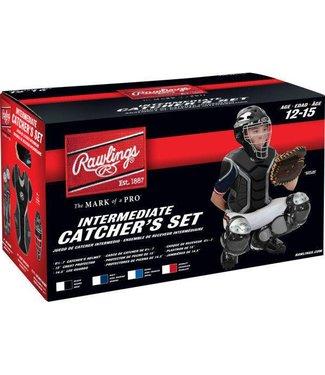 Rawlings Rawlings Catcher Kit intermediate 12-15 years navy
