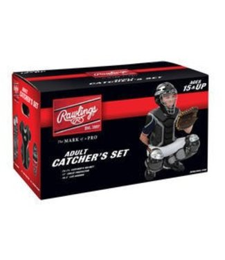 Rawlings Rawlings Renegade Catcher Kit adult 15 years and up