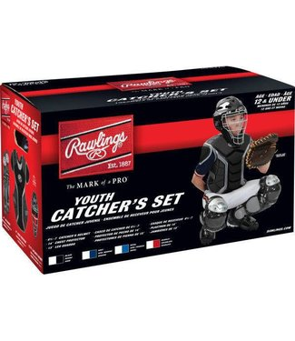 Rawlings Rawlings Renegade Catcher Kit youth 12 years and under