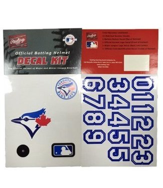 Rawlings Rawlings MLB Team Decal Kit