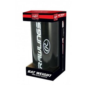 Rawlings Rawlings Bat weight Pro style sleeve 24oz BWPRO24