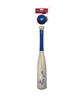 Rawlings Rawlings MLB softie ball/bat combo Toronto Blue Jays