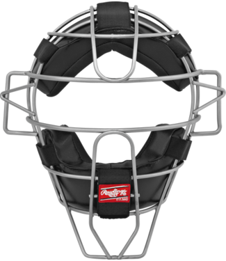 Rawlings Rawlings adult lightweight hollow wire LWMX2 catcher/umpire Mask black