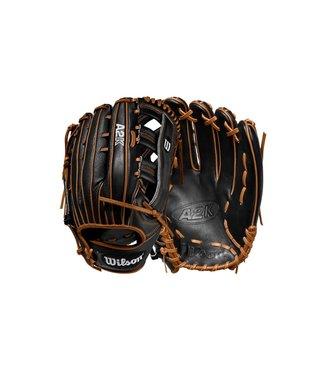 """Wilson Wilson 2020 A2K 1775 12.75"""" Superskin Outfield Baseball Glove LHT"""