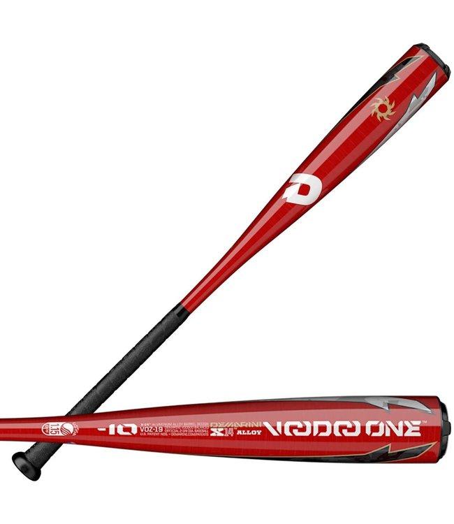 DeMarini DeMarini 2019 Voodoo one Balanced (-10) 2 3/4'' USSSA Baseball Bat