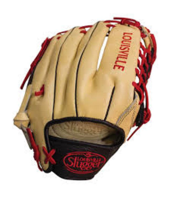 Louisville Slugger Louisville Slugger Omaha Glove Cream/Red 11.5'' RHT