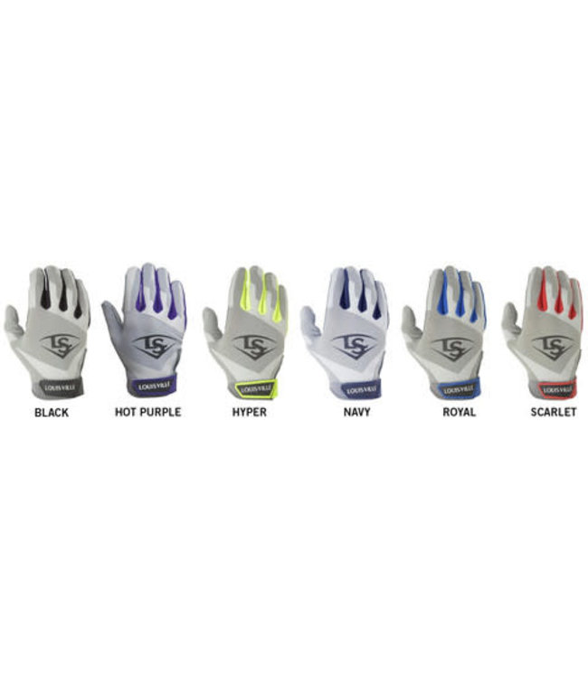 Louisville Slugger LS Xeno Series Fastpitch Female Batting Gloves
