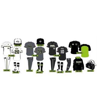 TNXL Mandatory items - Player uniforms part 1