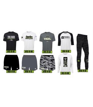 TNXL Mandatory items - apparel items