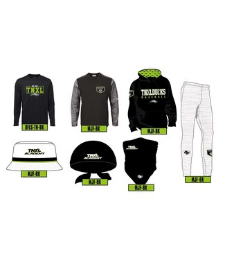 TNXL Option items or extra