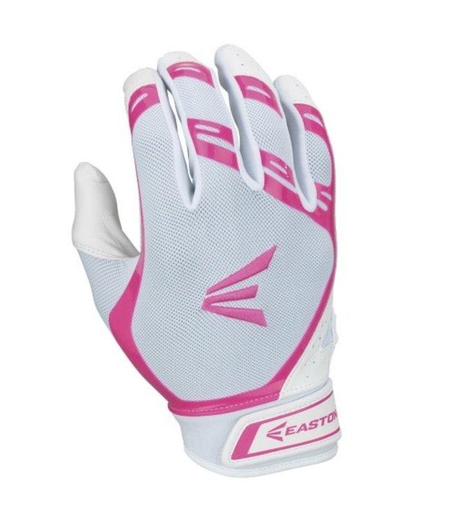 Easton Easton HF7 Fastpitch White/Pink