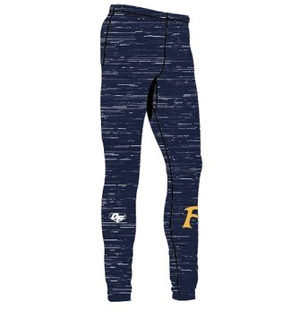 On Field Pantalons de compression (legging de sport) On Field avec design Felix-Leclerc en sublimation - OFC-FL-NY