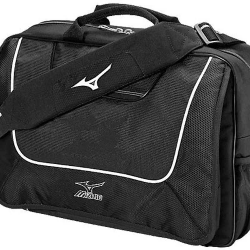 e8820069f9 Mizuno Mizuno coaches briefcase black - Baseball Warehouse