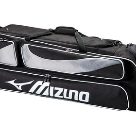Mizuno Mizuno MP SloPitch ELITE WHEEL BAG BLACK/GREY