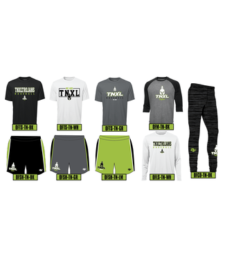 TNXL Trojans Mandatory items - apparel items