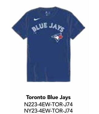 Nike Nike MLB crew neck DRI-FIT Toronto Blue Jays