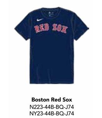 Nike Nike MLB crew neck DRI-FIT Boston Red Sox