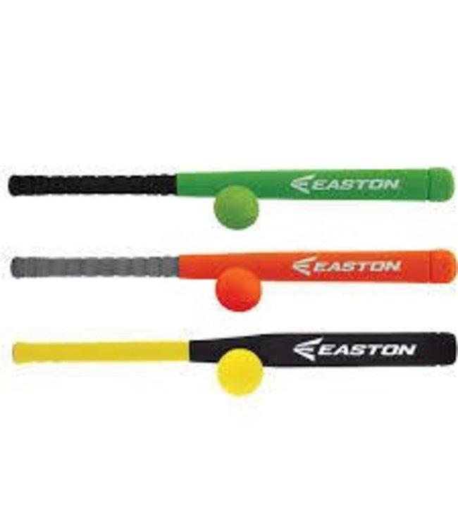 Easton Easton Foam bat & ball