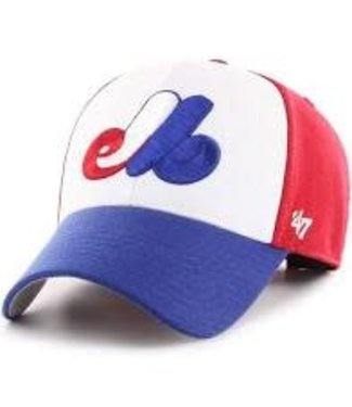 47Brand 47 Brand Montreal Expos Cooperstown toddler / ajustable pour enfant